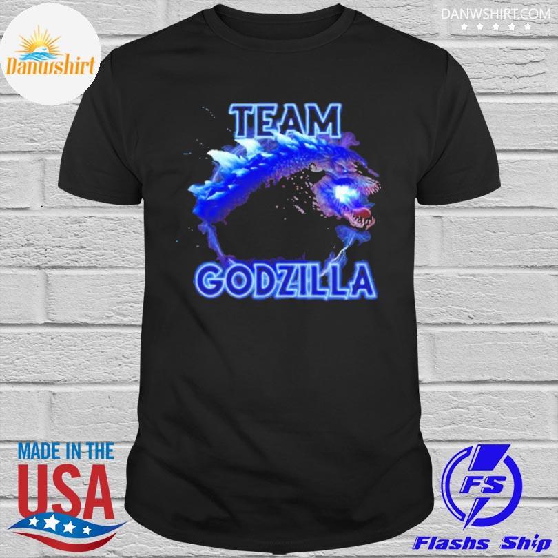 2021 Team Godzilla shirt