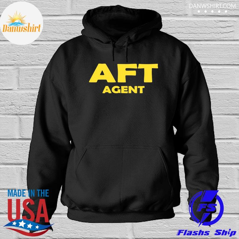 Aft agent Hoodied