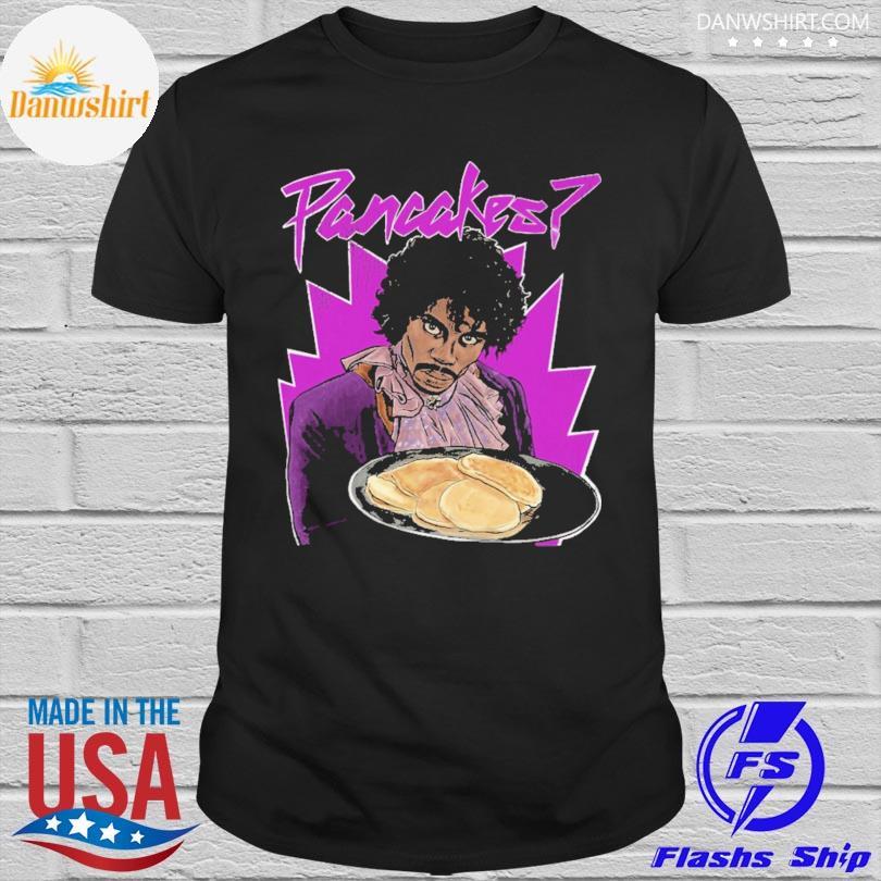 Bohemian Dave Pancakes shirt