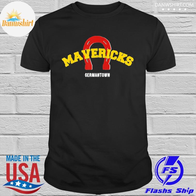 Germantown mavericks madison ms school spirit shirt