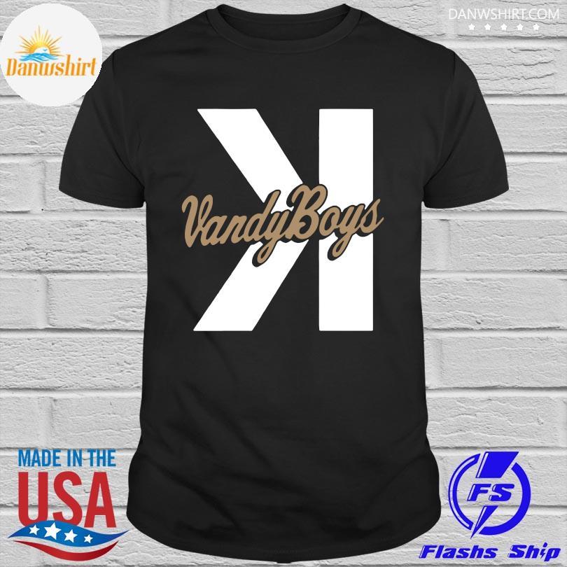 Official Vanderbilt Baseball Vandy Boys Backwards K Shirt
