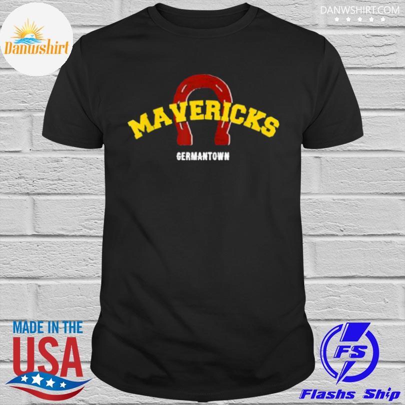 Official Germantown mavericks madison shirt