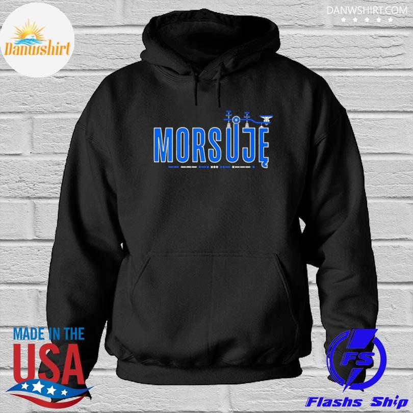 Official Morsuje Hoodied