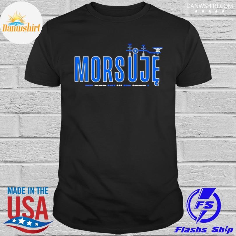 Official Morsuje shirt