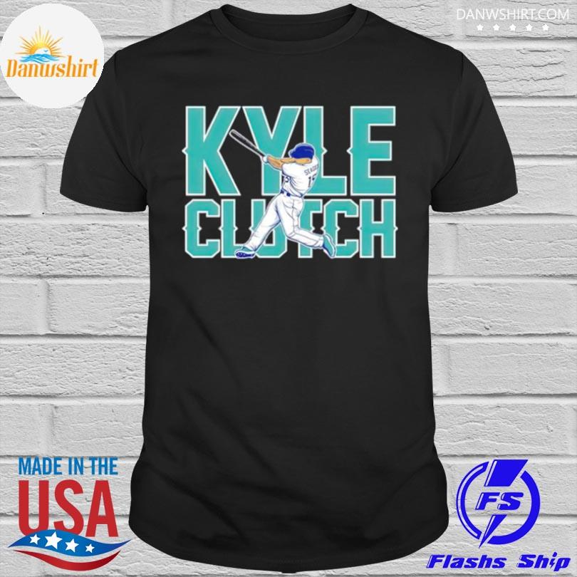 Official Seattle mariners kyle seager playing shirt