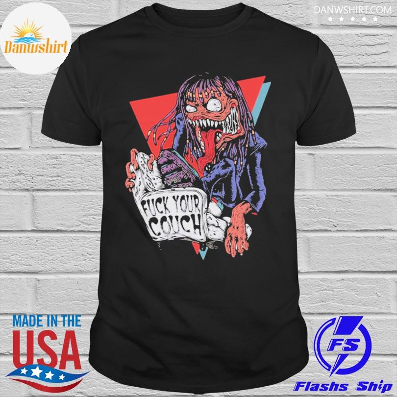 Rick James fuck your couch t-shirt
