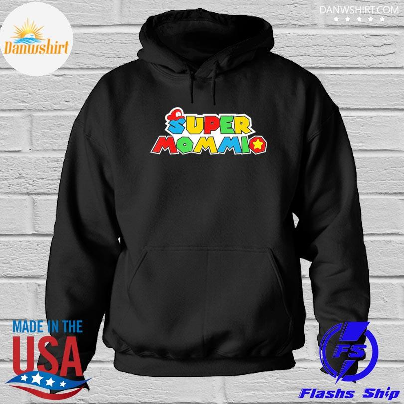 Super mommio video game lover mothers day 2021 Hoodied