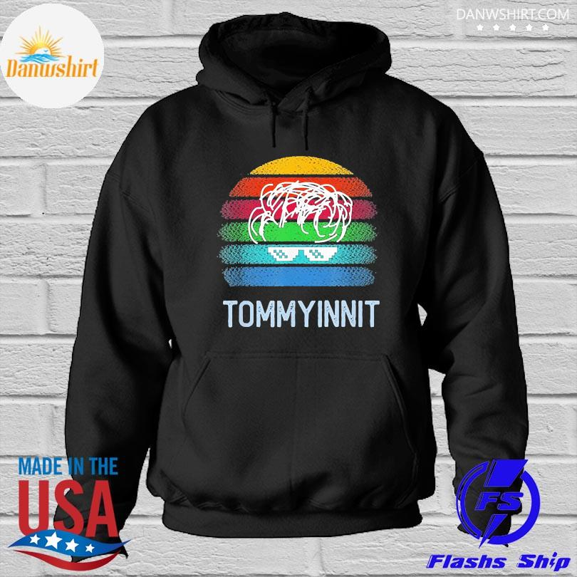 Tommyinnit merch cosplay dream smp Hoodied