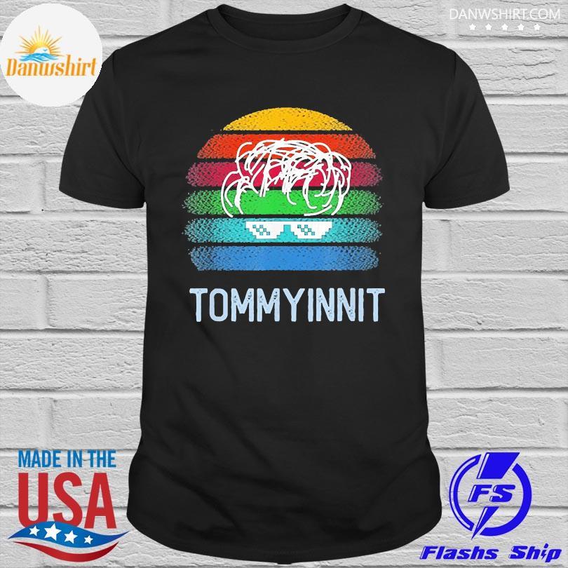 Tommyinnit merch cosplay dream smp shirt