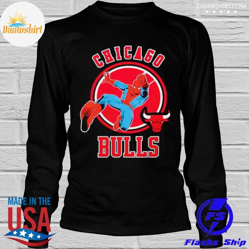 Chicago bulls logo shirt