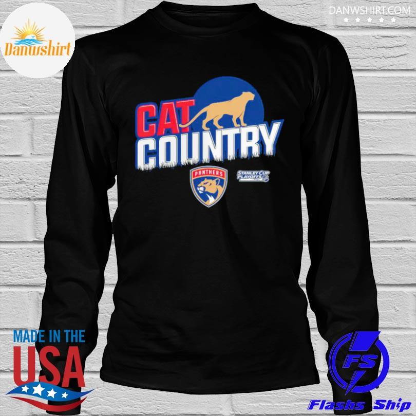 Florida panthers stanley cup cat country shirt