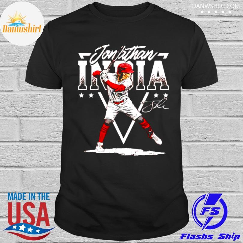 Jonathan india player triangle signature shirt