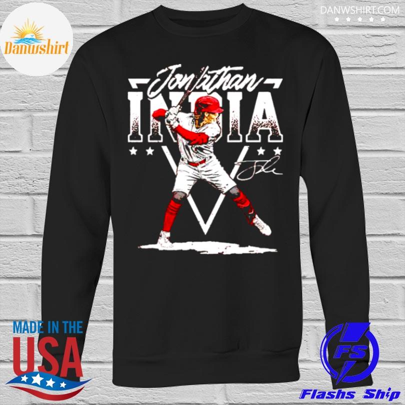 Jonathan india player triangle signature sweatshirt