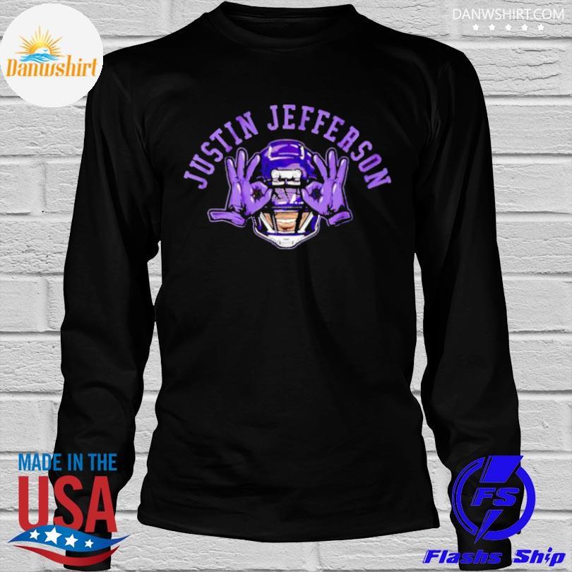 Justin Jefferson shirt