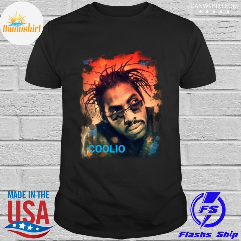 Official Coolio gangsta's paradise shirt