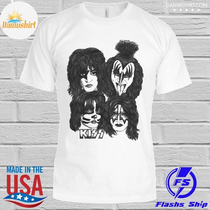 Official Kiss 2021 shirt