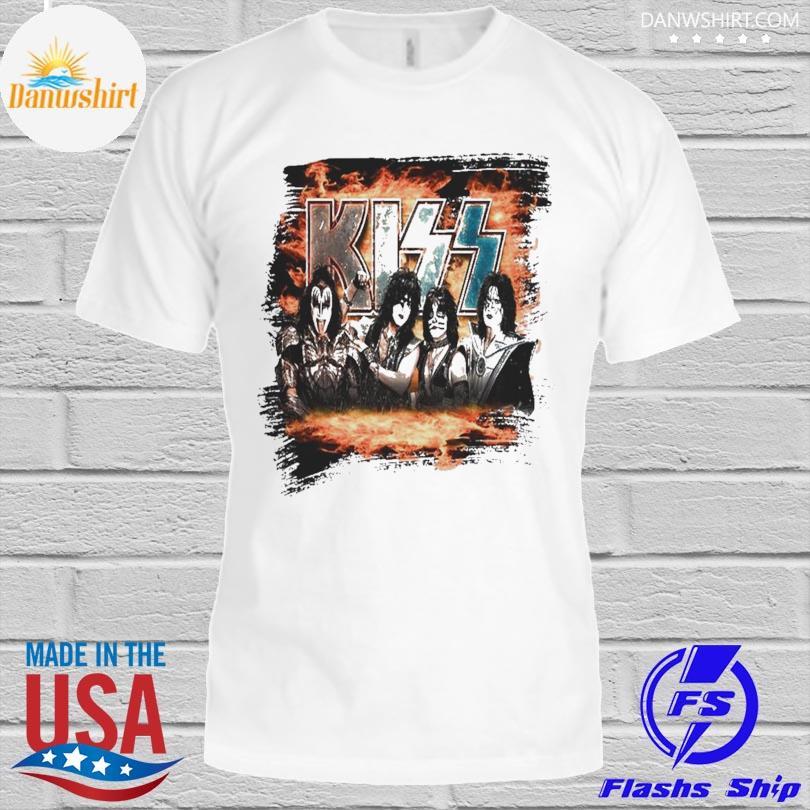 Official Music Kiss 2021 shirt