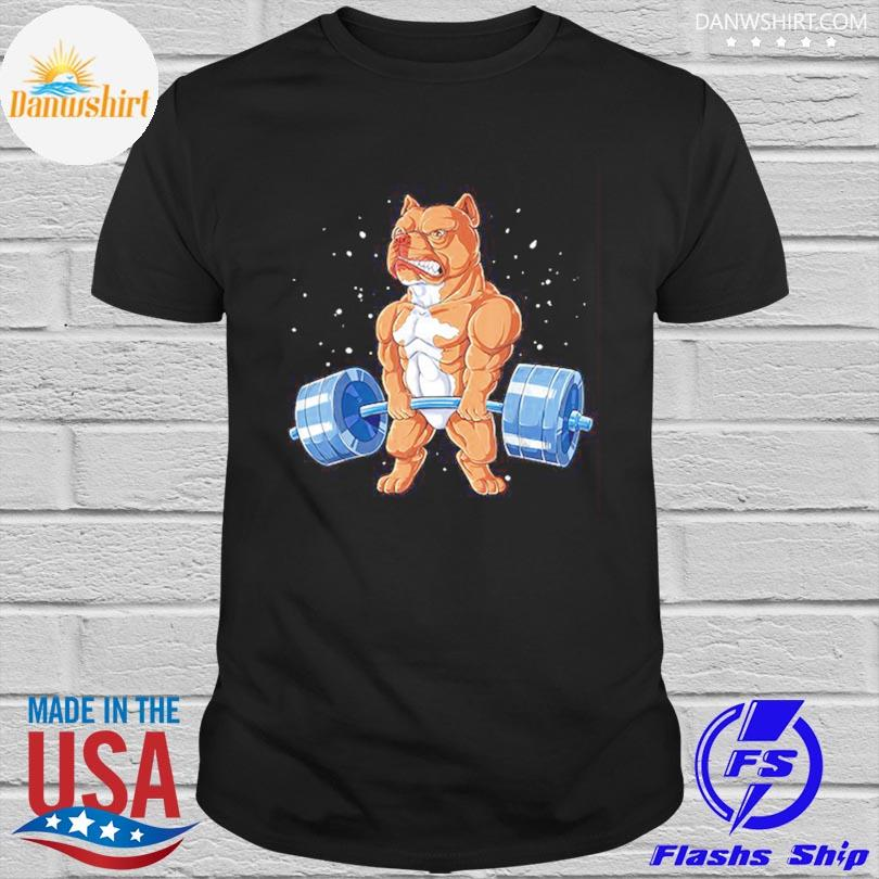 Official Pitbull gym shirt