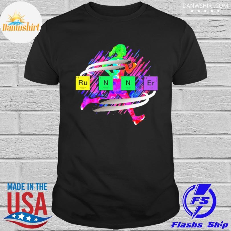 Official Running runner 2021 shirt