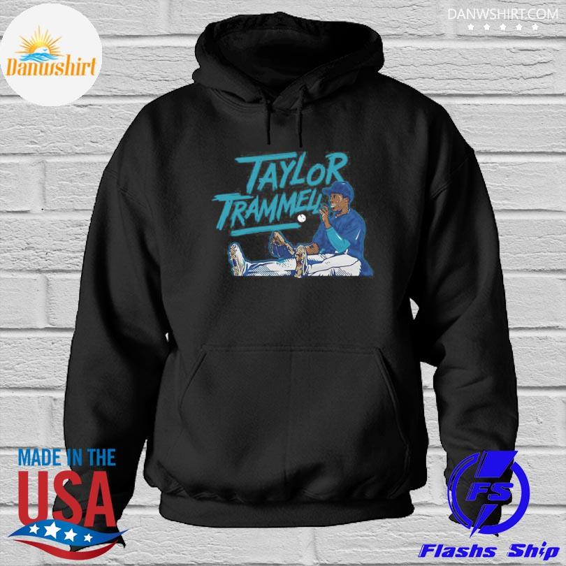Official Seattle mariners taylor trammell Hoodied
