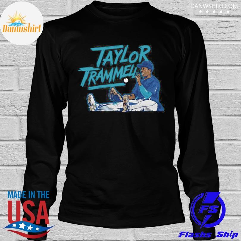Official Seattle mariners taylor trammell shirt