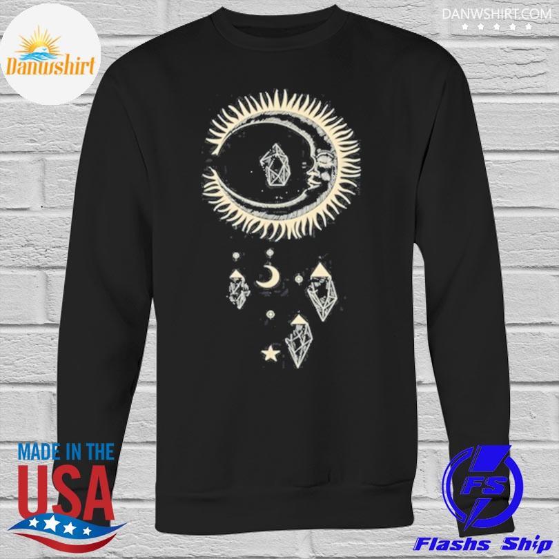 Sun moony starsy sweatshirt