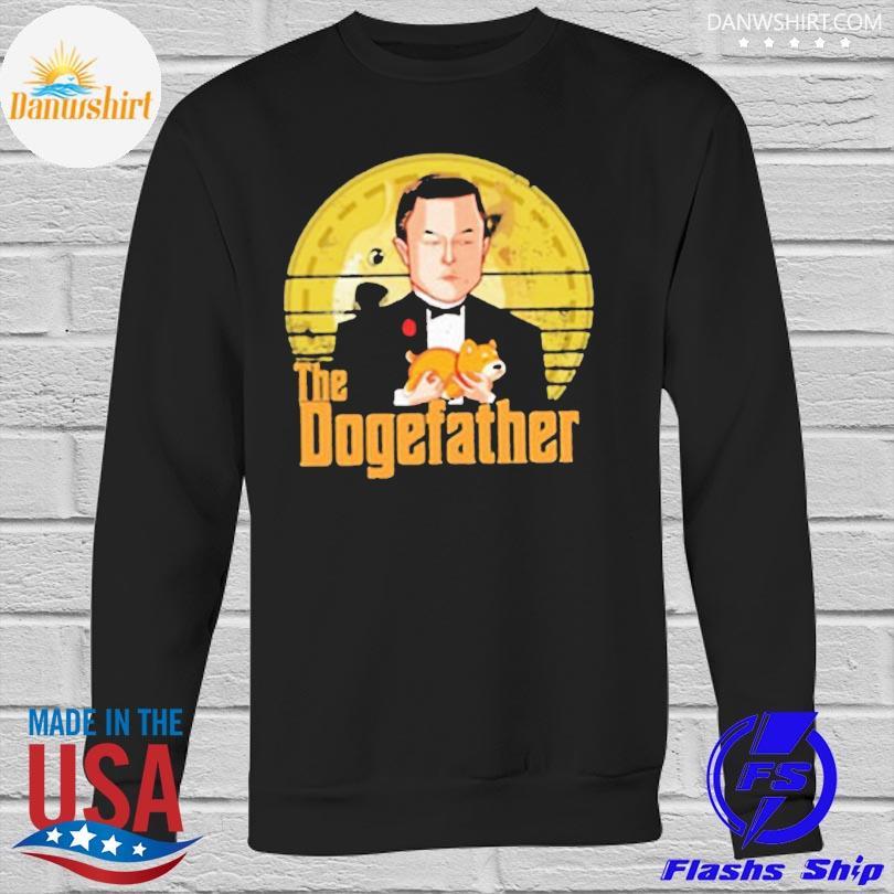 The Dogfather vintage sweatshirt