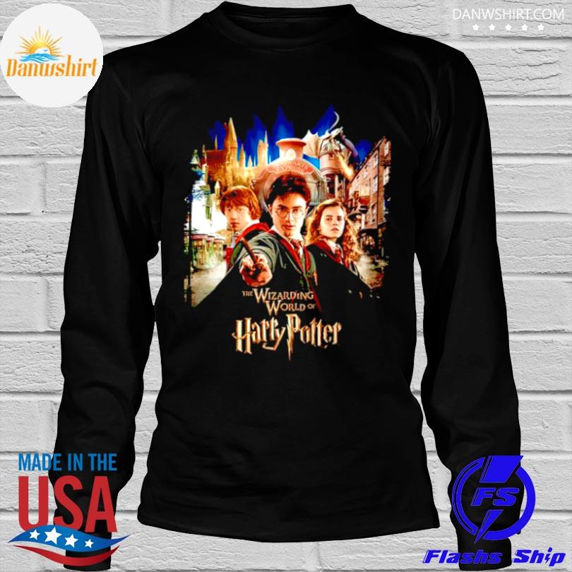 The wizarding world of harry potter shirt