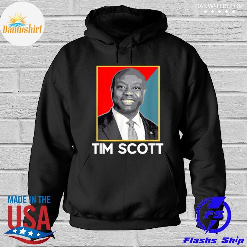 Tim scott 2024 for president election Hoodied