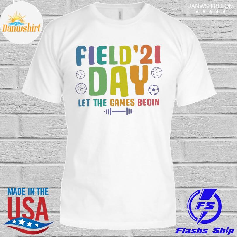 Field Day 2021 Day let the games begin