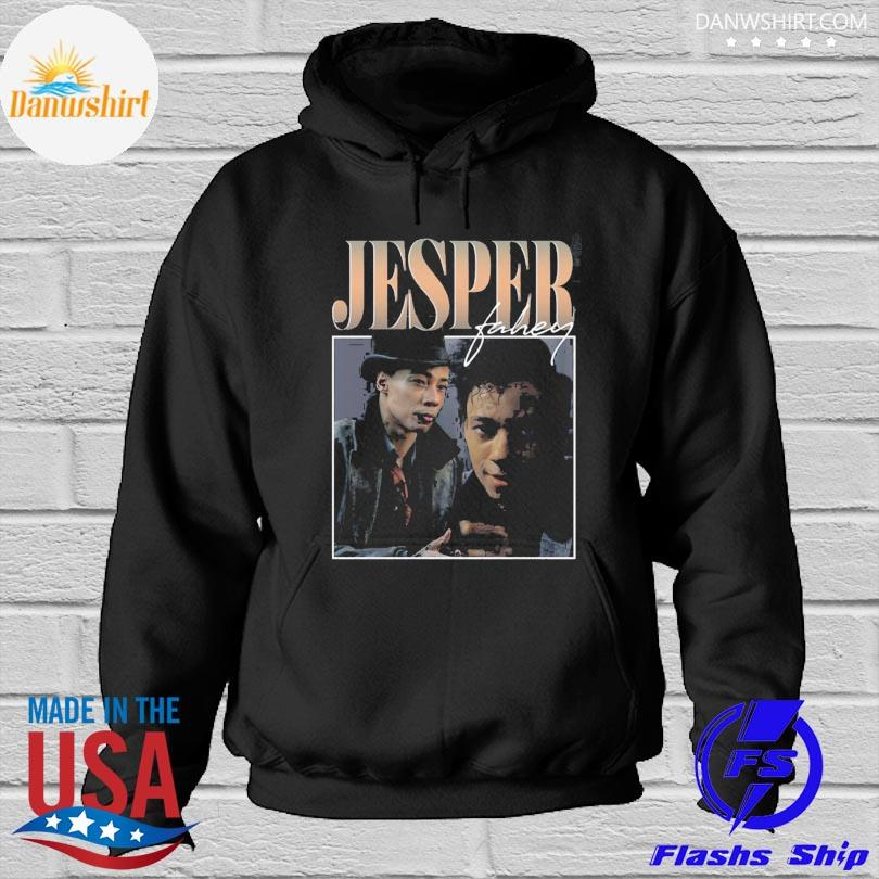 Official Jesper Fahey s Hoodied