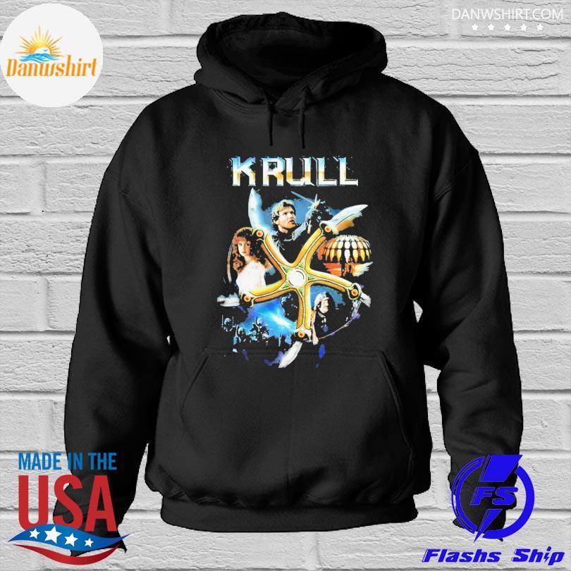 Official Krull krull s Hoodied