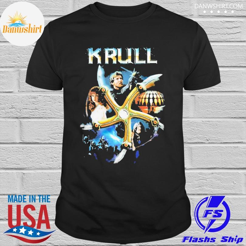 Official Krull krull shirt