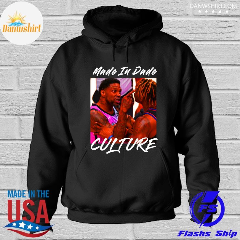 Official Made in dade culture s Hoodied