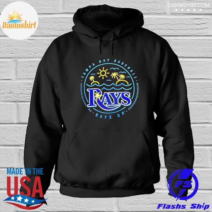 Official Tampa bay rays sunshine hometown rays up s Hoodied