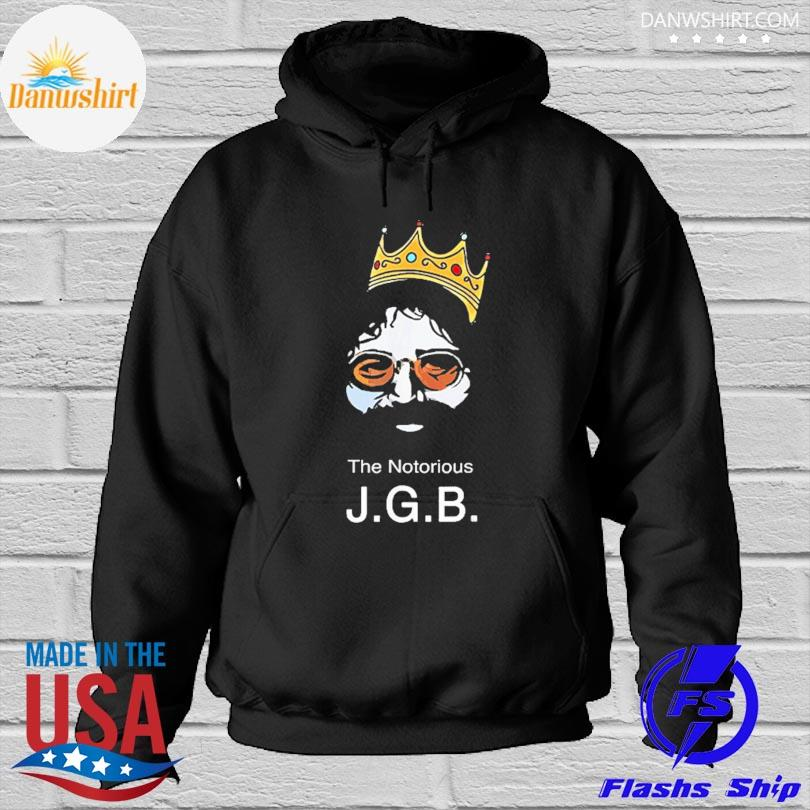 Official The Notorious JGB Shirt Hoodied