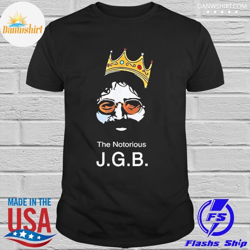 Official The Notorious JGB Shirt
