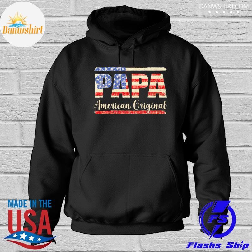 Papa American original s Hoodied